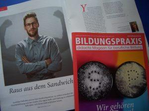 Sandwich Ausbildung