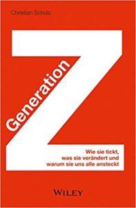 Literaturempfehlungen für Ausbilder - Generation Z
