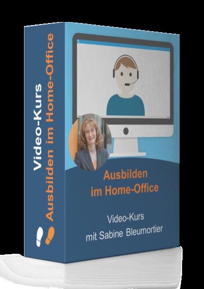 Videokurs für Ausbilder Ausbilden im Home-Office